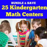 Kindergarten Math Centers | Activities | Kindergarten Math Games