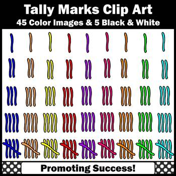 Tally Mark Clip Art Commercial Use Math Images SPS