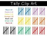 Tally Marks Clipart