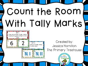 Tally Marks - Count the Room