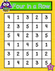 Tally Marks Four-In-A-Row Game
