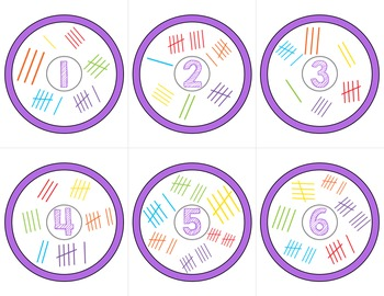 Tally Marks Game | Look Around! Math Games