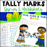 Tally Marks: Games and Worksheets (First Grade)
