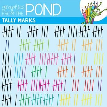 Tally Mark Clipart