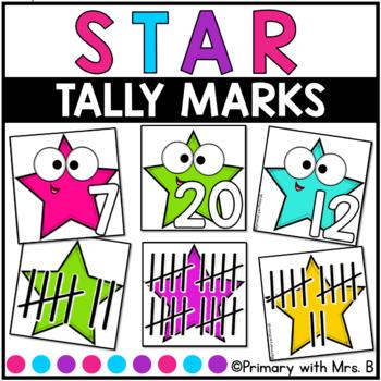 Tally Marks Matching