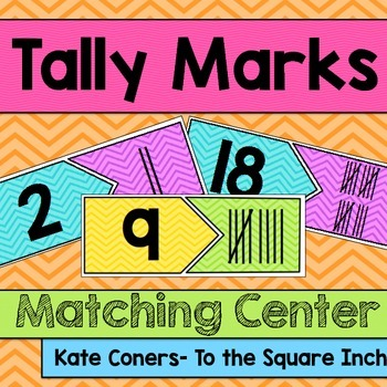 Tally Marks Matching Center