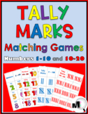 Tally Marks Activities