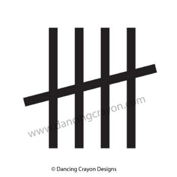 pencil tally marks plain and shiny tally marks clip art for teachers