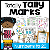 Tally Marks - Worksheets, Activities & Puzzles