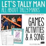 Tally Marks - Song + Activities