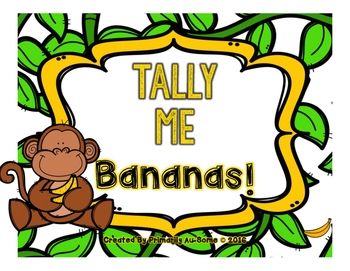 Tally Me Bananas