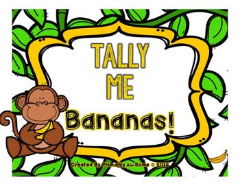 Tally Me Bananas