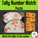 Tally Number Match Puzzle