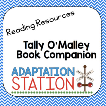 Tally O'Malley-A Tally Mark Book Companion