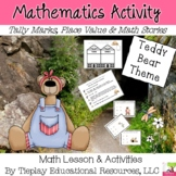 Understanding Place Values With Tally Teddy