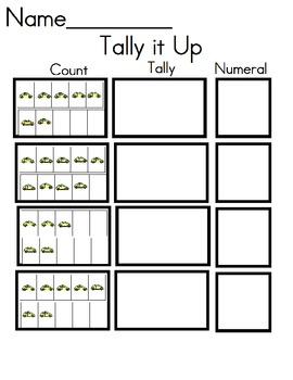 Tally Up - Transportation