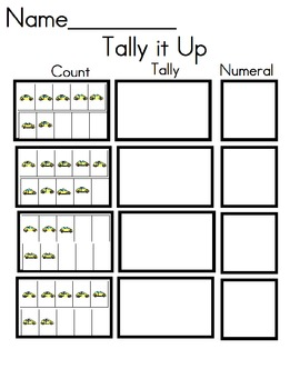 Tally Up - Transportation