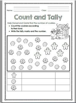 Tallying Worksheet