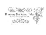 Tamara Martin Spady the Art Lady - Drawing the Fairy Tales