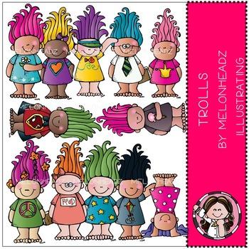 Tamara's troll babies by Melonheadz COMBO PACK