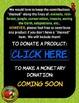 Tambopata Macaw Project Fund Raiser Explanation