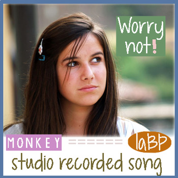 Dealing with anxious thoughts: Don't worry, think happy pop song