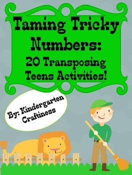 Taming Tricky Numbers: Transposing Teens