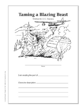 Taming a Blazing Beast (Leveled Readers' Theater, Grade 6+)