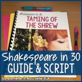 Taming of the Shrew - Shakespeare in 30