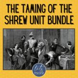 Taming of the Shrew Unit Bundle - Unit Test & Key, Notes, Homework & More!