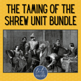 The Taming of the Shrew Unit Bundle