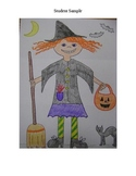 Tammy the Trick-Or-Treater - A Halloween / October Listening Activity