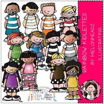 Melonheadz: Tammy's Rainbow Kidlettes