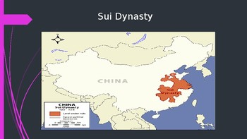Tang and Song Dynasties Powerpoint