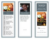 Tangerine Comprehension Brochures