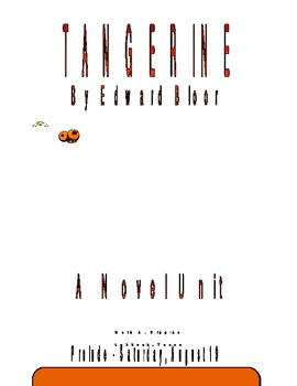Tangerine Lesson Plan