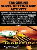"""Tangerine"" Novel Setting Map Activity"