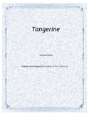 Tangerine Novel Unit Plus Grammar