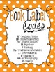 Tangerine Polka Dot Genre and AR Classroom Library Kit - Now Editable