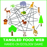 Tangled in a Food Web - Hands-on Ecosystem Game