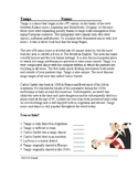 Tango Cultural Reading on Music and Dance from Argentina (English Version)