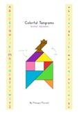 Tangram Animal Alphabet