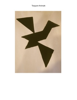 Tangram Animals (Set 2)