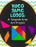 Tangram Area Art Project