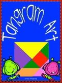 Tangram Art: An Integrated Math and Writing Activity
