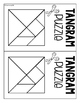 Tangram - Back to School Freebie