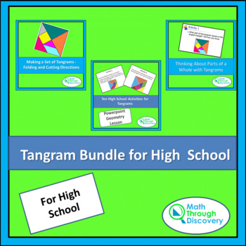 Tangram Bundle for High School
