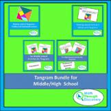 Geometry - Tangram Bundle for Middle/High  School