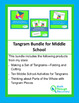 Tangram Bundle for Middle School