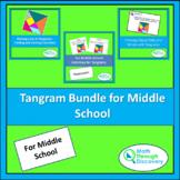 Tangram Bundle for Middle School